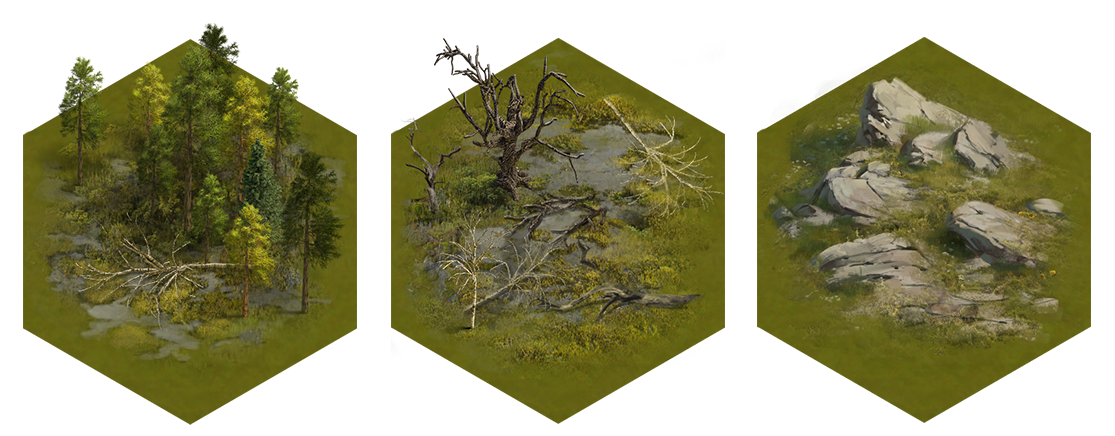 swamp tiles