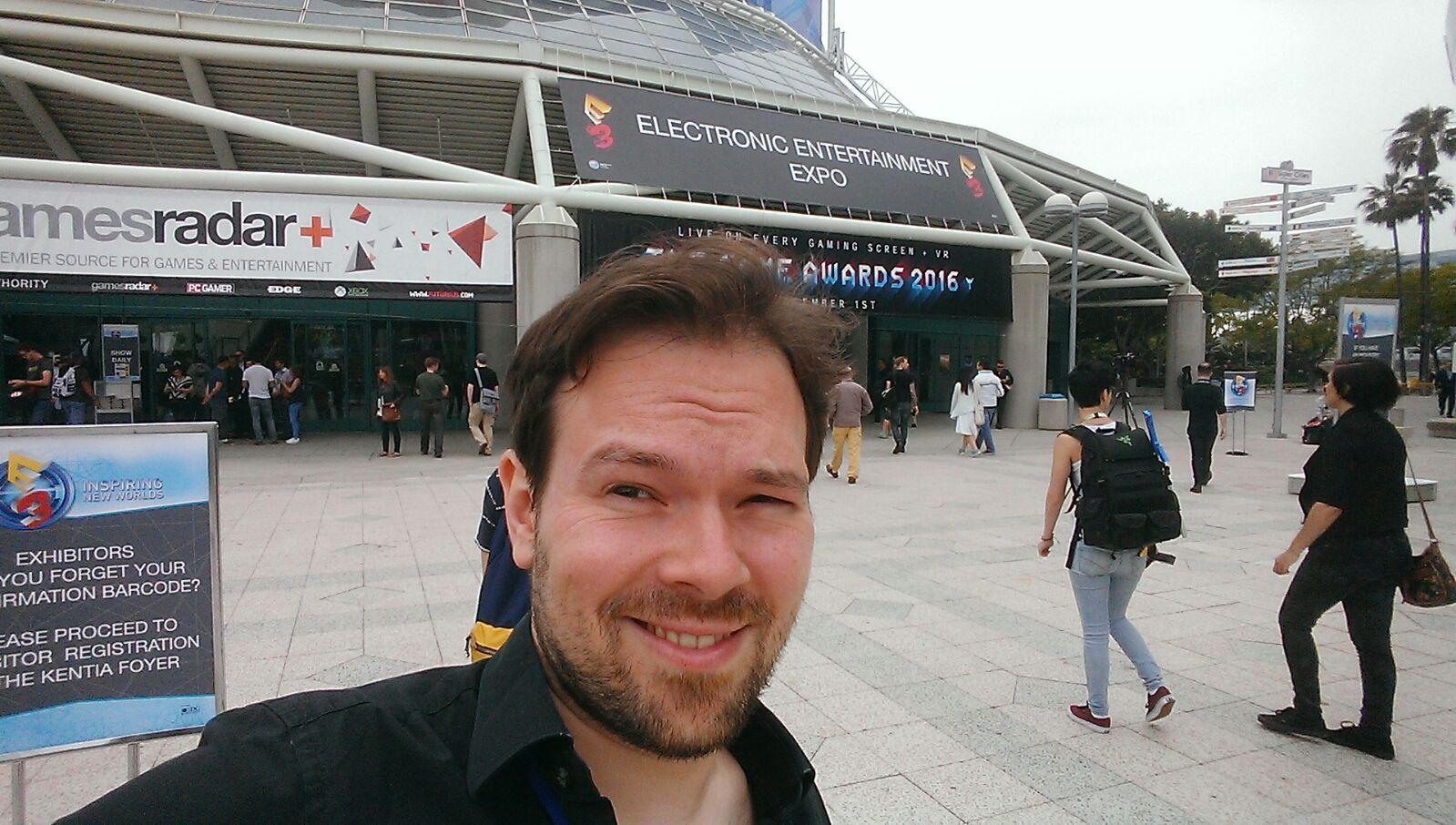 Fabio at E3